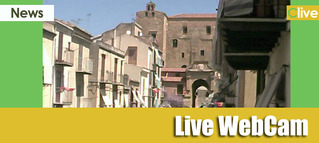 E' online la prima live webcam Castelbuonese