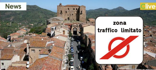 Dal 14 luglio modifica degli orari zona a traffico limitato e area pedonale nel centro storico di Castelbuono