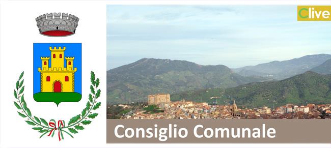 Ordine del giorno del Consiglio Comunale di mercoledì 31 luglio 2013