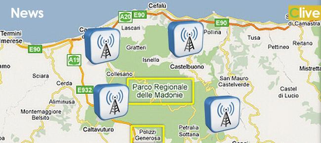 Internet ad alta velocità anche in montagna