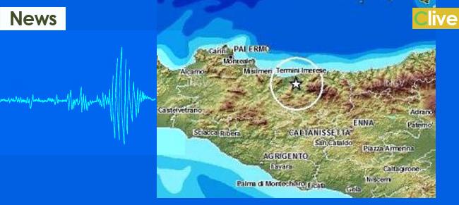 Lieve sisma di magnitudo 2.0 in prossimità di Castelbuono