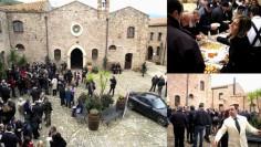 Il Club Porsche Sicilia per festeggiare il 25° anniversario sceglie Castelbuono e l'Abbazia Santa Anastasia