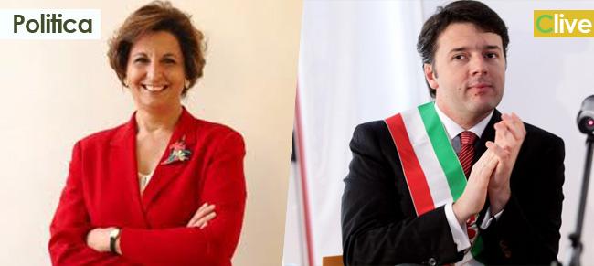 La castelbuonese e neo senatrice Rosa Maria Di Giorgi si dimette da assessore e scrive a Renzi