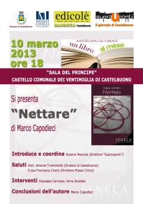 """Il 10 marzo il primo appuntamento di """"Un libro al mese"""""""