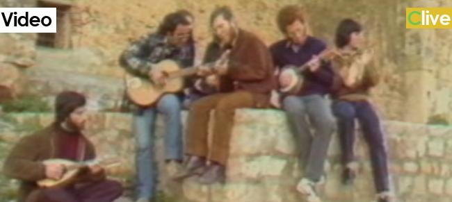 I Lorimest in un documentario RAI degli anni 70 girato a Castelbuono