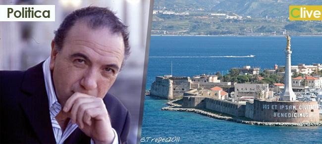 La proposta: Antonio Presti di Fiumara d'Arte sindaco di Messina