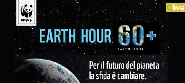 """Il 23 Marzo torna """"L'Ora della Terra"""", il più grande evento globale del WWF per il clima"""