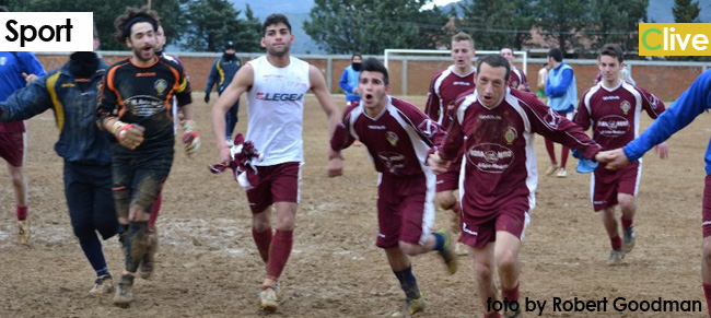 Dopo più di 30 anni Castelbuono torna in Promozione grazie ai granata