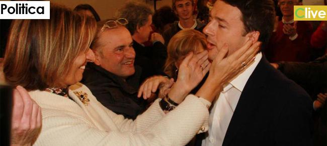 L'Augurio di Matteo Renzi alla neo senatrice Rosa Maria di Giorgi