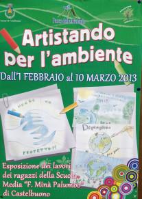 ARTISTANDO PER L'AMBIENTE: i disegni dei ragazzi madoniti verranno fissati in pannelli e distribuiti in tutto il territorio del Parco
