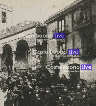 Foto 4 - L'Albergo Roma ubicato nell'attuale casa Speciale (1905)