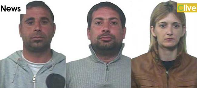 Estorsioni e circonvenzione d'incapace, tre arresti a Campofelice di Roccella