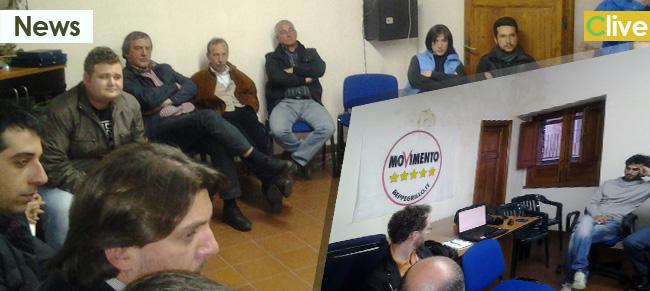 Il punto sull'Assemblea degli Attivisti e Simpatizzanti del MoVimento 5 Stelle Castelbuono del 14 Aprile 2013