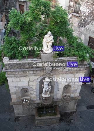 Foto 12 - La fontana grande insolitamente vista dall'alto