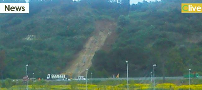 Riaperta l'autostrada A20 dopo dieci ore di lavori