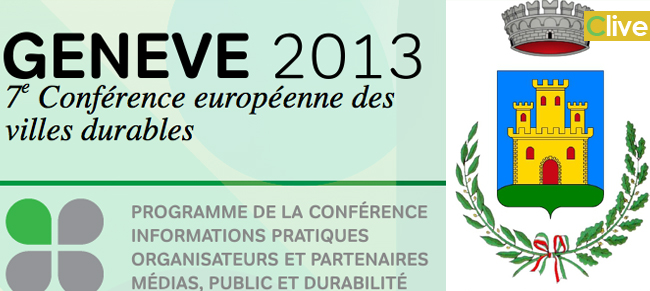"""Il Comune di Castelbuono parteciperà alla """"7° Conferenza Europea delle Città Sostenibili """", a Ginevra"""