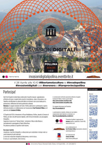 Magda Culotta: Invasioni Digitali a Pollina
