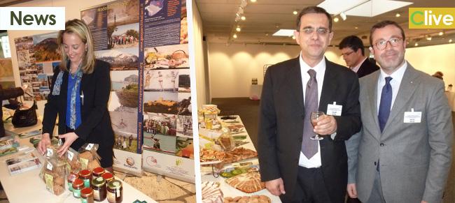 Successo a Parigi per il 31° Meeting del Comitato di Coordinamento dei Geoparchi Italiani. Madonie in bella mostra nella prestigiosa sede dell'Unesco
