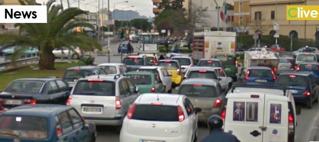 Palermo capitale dell'ingorgo, quinto posto nella classifica mondiale