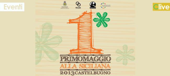Primo Maggio Castelbuonese - Edizione 2013
