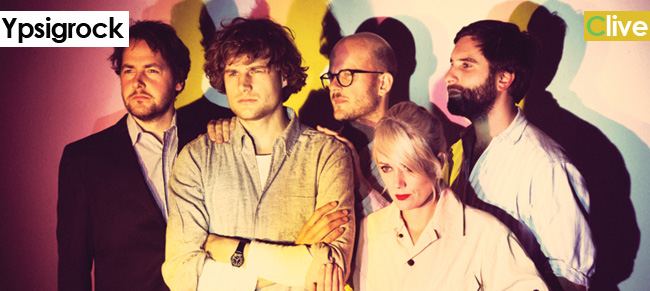 Ypsigrock 2013 si parte!, la prima band gli Shout Out Louds