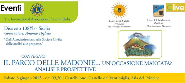 """""""Il Parco delle Madonie... un occasione mancata? Analisi e prospettive"""""""