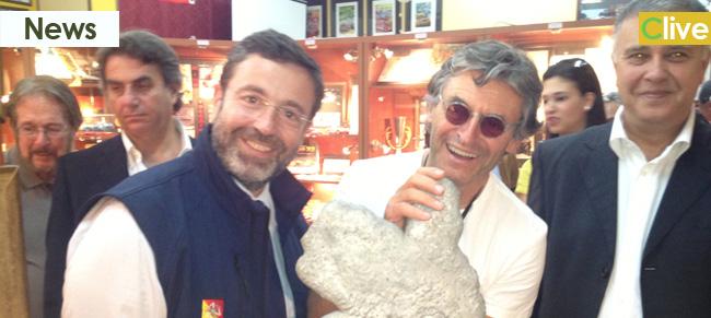 """L'incredibile storia di Alain de Cadenet: """"Qui mi salvarono la vita"""". Il Presidente del Parco Pizzuto ha organizzato l'incontro con il figlio del suo salvatore"""