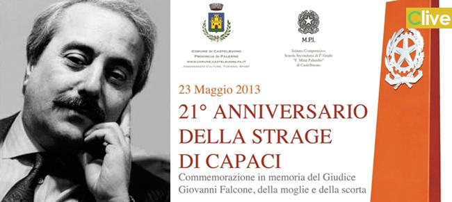 Programma, 21° anniversario della strage di Capaci