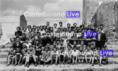 foto 6 Da questa immagine scattata il 30 maggio 1953, si deduce che il vecchio teatro è in via di demolizione
