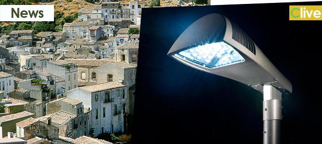 360 mila euro a Gratteri per l'illuminazione pubblica a LED
