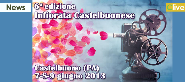 Dal 7 al 9 giugno la sesta edizione dell'Infiorata Castelbuonese