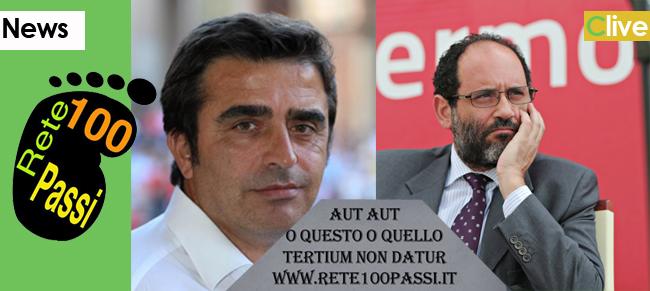 Intervista ad Antonio Ingroia su radio cento passi,  trasmissione radiofonica condotta da Lorenzo Palumbo