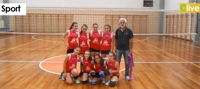 Pallavolo le ragazze dell' Istituto F. Minà Palumbo conquistano il titolo provinciale