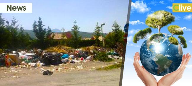 A Campofelice di Roccella il sistema fallisce. Con la raccolta porta a porta crescono i cumuli di rifiuti