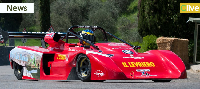Automobilismo: Riolo sul podio al Mugello con un pezzo delle Madonie