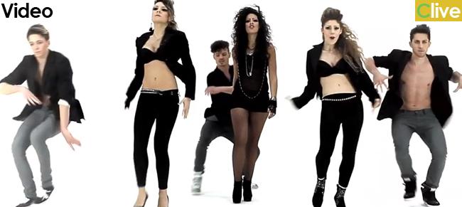 La castelbuonese Rossella Piro, ballerina nel nuovo videoclip della cantautrice Mara Bosisio