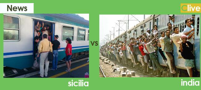 Sui treni siciliani, passeggeri «bestie»