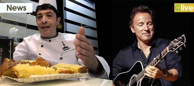 """Da Castelbuono alla corte del """"Boss"""": il maestro pasticcere Nicola Fiasconaro il 3 giugno a Milano incontrerà Bruce Springsteen"""