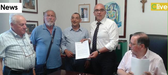 Comune di Castelbuono: Firmato un protocollo di intesa con le organizzazioni sindacali di categoria del settore edile per promuovere l'occupazione locale