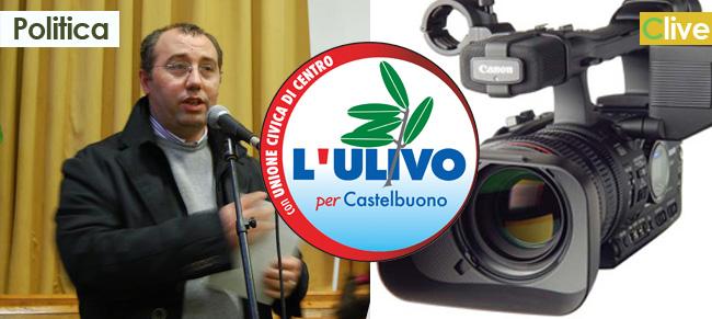 L'Ulivo per Castelbuono chiede l'integrale applicazione del regolamento sulle riprese audio-video del Consiglio Comunale