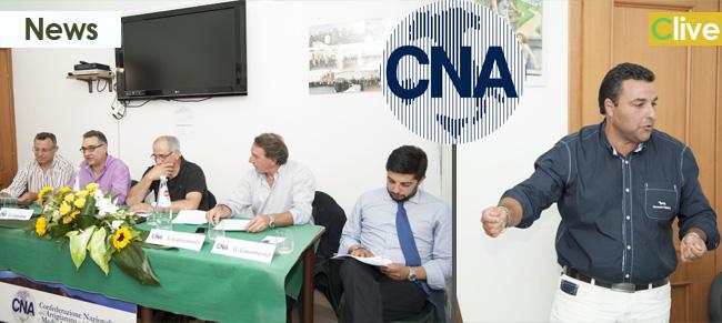 Il nuovo Consiglio direttivo della C.N.A. di Castelbuono
