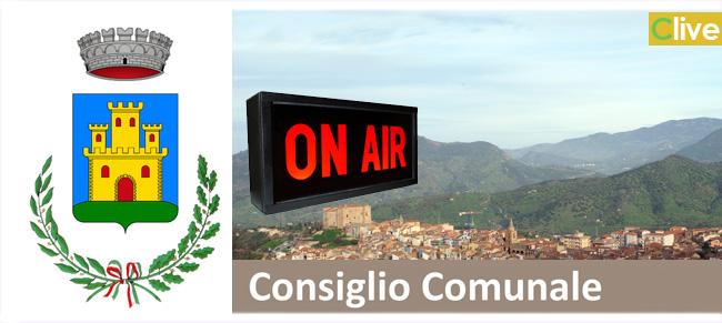 Ordine del giorno del Consiglio Comunale di stasera 2 luglio 2013, dalle ore 20,00 la diretta streaming