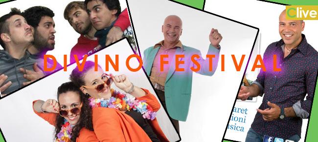 Al DiVino Festival andrà in scena tanta musica e comicità