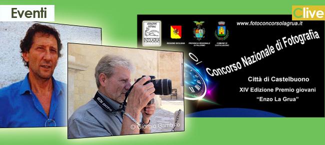 Concorso Nazionale di Fotografia – Città di Castelbuono: oggi alle ore 19,30 l'inaugurazione
