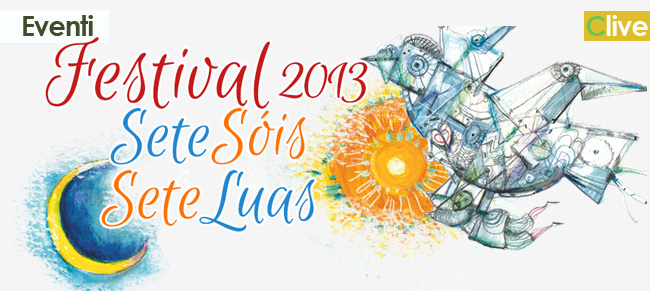 """Il 2 e 3 agosto arriva il """"Sete Sois Sete Luas"""" al Teatro Pietra Rosa di Pollina"""