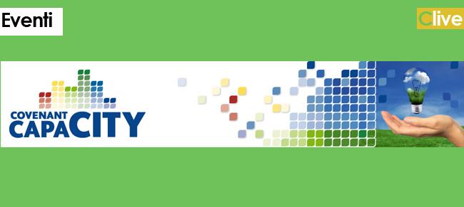 """Giornate di formazione IEE Covenant Capacity dal titolo """"Il Patto dei Sindaci: opportunità di crescita e riconversione per le città del futuro"""""""