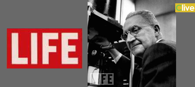 """Il castelbuonese Gioacchino Failla """"uomo copertina"""" nel 1955 della rivista americana """"Life"""""""