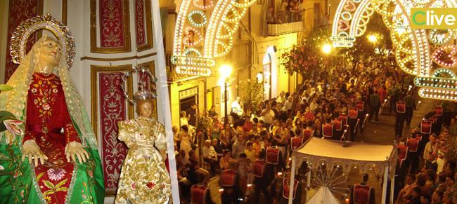 I percorsi della Novena di Sant'Anna