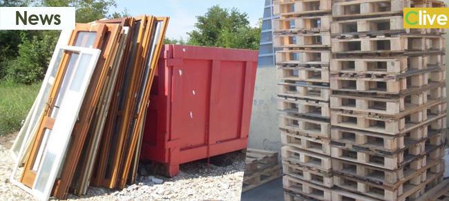 Bando di gara per la vendita di materiale legnoso usato di proprietà del Comune di Castelbuono