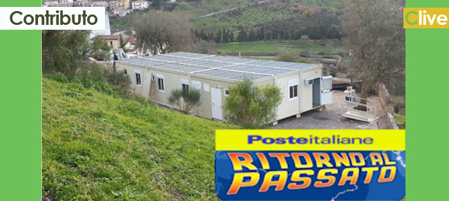 """Ufficio postale di Castelbuono: """"Ritorno al passato"""""""